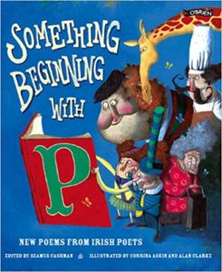 Book Cover: Something Beginning With P